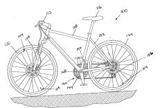 Modern bicycle (according to DE102018006573A1)