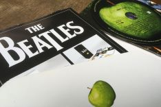 Picture of Beatles CD cover